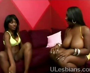 2 Naughty ebony lezzies wearing hot bikiniobed-black-babe-fucked-by-a-chick-HI-1