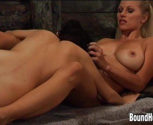 Slave Huntress II: Sensual Madame And Slave