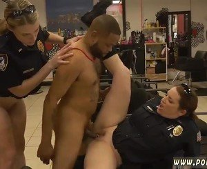 Black female cop lesbian Robbery Suspect