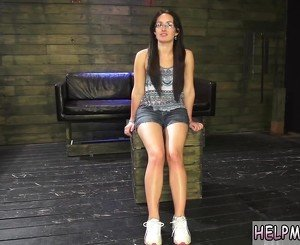 Teen lesbian i love you first time Helpless