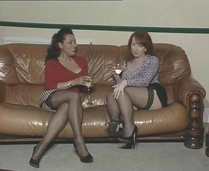 nylons mature tube