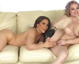Jessica Ryan and Kimber Woods Love To Cum Together